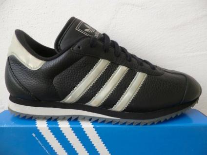Adidas Sportschuhe Sneakers Schnürschuhe schwarz NEU!