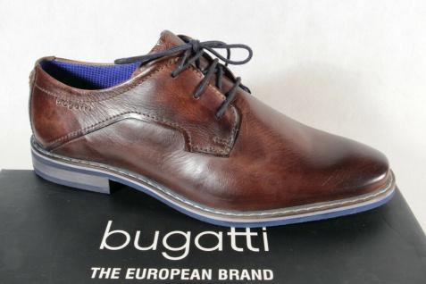 Bugatti Halbschuh Braun online bestellen bei Yatego
