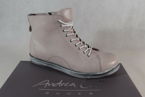Andrea Conti Damen Stiefel Stiefelette Schnürstiefel Boots Schnürschuh NEU!