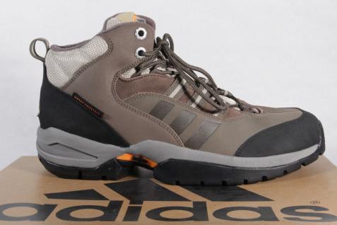 Adidas Neu!! Ridgecone Climaproof Leder/Kunstleder oliv/schwarz Neu!! Adidas a8794c