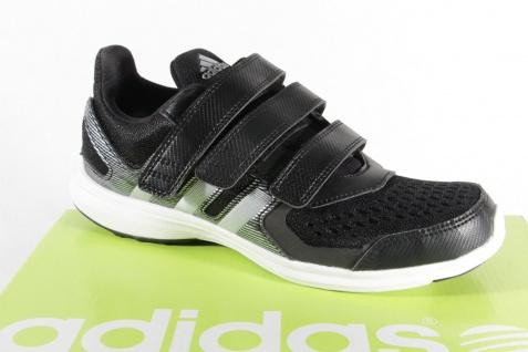 adidas Hyperfast Sportschuhe Laufschuhe schwarz NEU