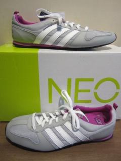 adidas Schnürschuh/Sneaker grau/weiss NEU Günstige und langlebige Schuhe