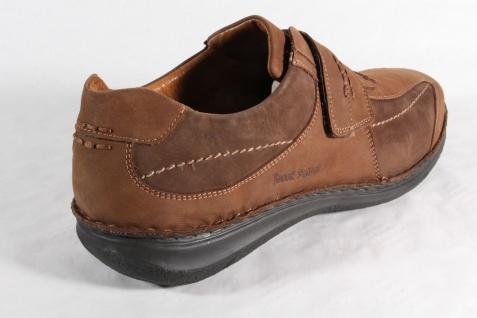 Seibel Herren Slipper Halbschuhe Sneakers Sportschuhe braun Leder NEU