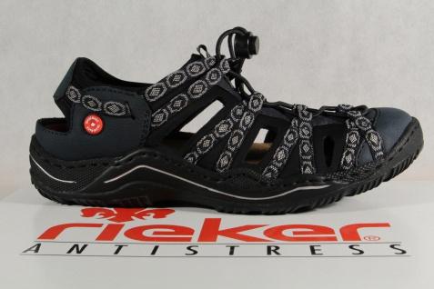 Rieker L0577 Slipper Slipper Slipper Sneakers Halbschuhe Sportschuhe Ballerina blau NEU 4b256a