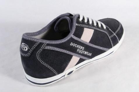 Dockers Herren Schnürschuh Halbschuh Sneaker NEU! , blau, Wechselfußbett NEU! Sneaker 70635b