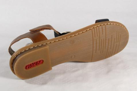 Rieker Damen Damen Rieker Sandale Sandalen Sommerschuhe Klettverschluß 64278 NEU!! 52e3c0