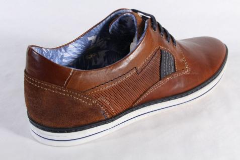 S.Oliver braun, Herren Schnürschuh Sneaker braun, S.Oliver Echtleder, Gummisohle, 13201 NEU!! 6ac0c2
