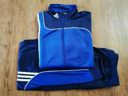 Grösse 32 Schwenk 64032 Trainingsanzug Blau/Weiß