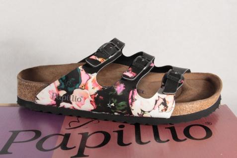 Birkenstock Papillio NEU! Damen Pantoletten, 1000465 Softfußbett NEU! Papillio Beliebte Schuhe 18ce05