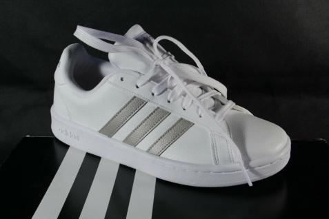 Adidas Grand Court Damen Sneakers Sportschuhe Freizeitschuhe Halbschuhe NEU!