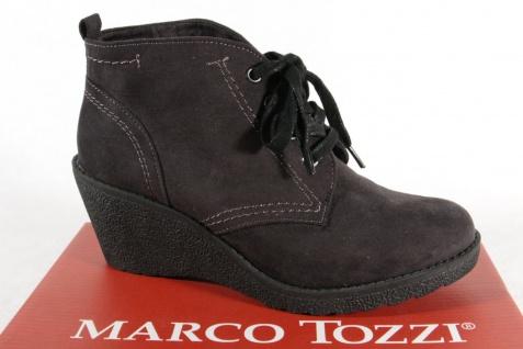 Marco Tozzi Stiefel Schnürstiefel Stiefelette 25105 schwarz NEU 29, 00 €