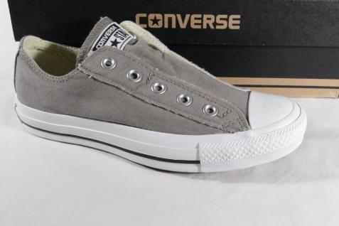 Converse All Star Slipper, grau, Textil/ Leinen, Gummisohle Neu!!!