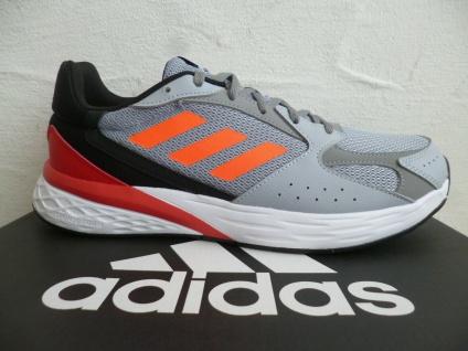 Adidas Herren Schnürschuhe Sneakers Sportschuhe Laufschuhe grau NEU