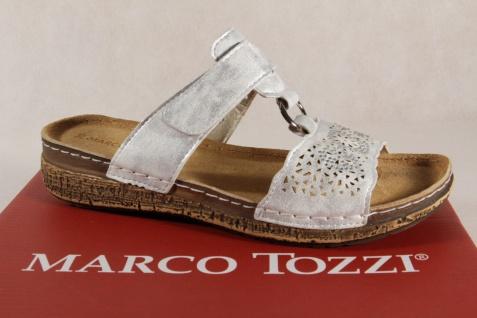 Marco Tozzi Damen Pantoletten 27505 Sandalen 27505 Pantoletten NEU! 65e198