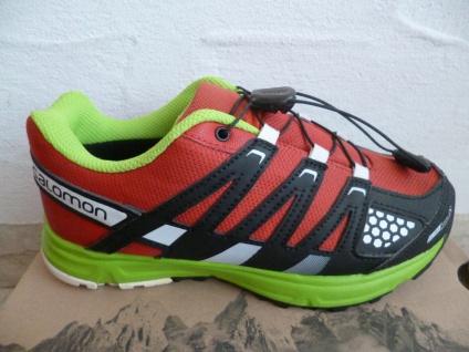 Salomon XR MISSION CSWP J Sportschuhe Laufschuhe Sneakers Freizeitschuhe rot NEU