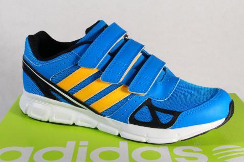 Adidas Sportschuhe Laufschuhe Hyperfast blau/orange NEU!