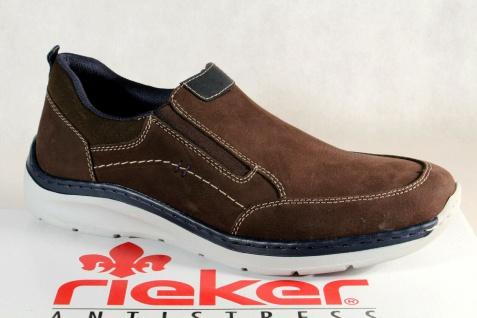 Rieker Halbschuhe Slipper Sneaker braun B8950 NEU!!