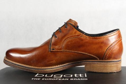 Bugatti braun Herren Schnürschuhe Halbschuhe Sneaker braun Bugatti NEU!! d6d774