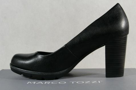 Marco Tozzi Pumps Ballerina Slipper Trotteur schwarz NEU! - Vorschau 3