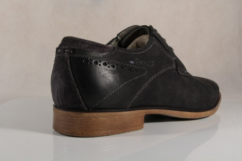 Bugatti Herren Schnürschuh, Sneaker Halbschuh Sneaker Schnürschuh, schwarz, NEU! 44e784