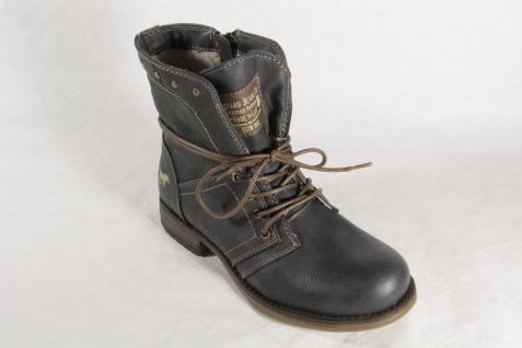 Mustang Mädchen Stiefel, grau Stiefelette, Stiefel, Winterstiefel grau Stiefel, 5026 NEU 07bc6d
