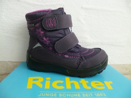 Richter Mädchen Sympatex Stiefel Boots Winterstiefel viola Sympatex Mädchen Neu Beliebte Schuhe bc6aa7