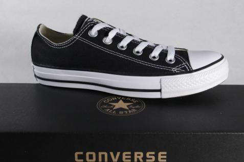 Converse All Star Schnürschuh Sneaker schwarz, Textil/Leinen, Neu!!!
