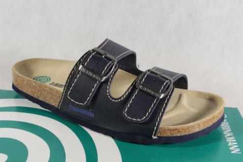 Dr. Brinkmann Pantolette Pantoffel Pantoffel Pantolette blau NEU! 3cb963