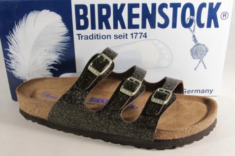 Birkenstock Damen Pantolette Pantoletten espresso 1006601 NEU!
