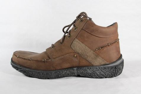 Rohde Stiefel zum Stiefel Schnüren, braun, Stiefel zum Echtleder, NEU 4c3177
