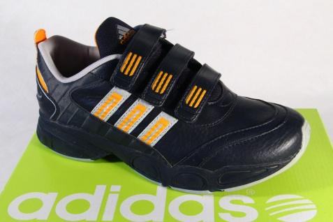 Adidas Sportschuhe Laufschuhe Allround schwarz/orange NEU!