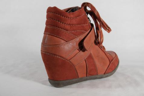 Marco Tozzi Damen Stiefel NEU!! Stiefeletten Schnürstiefel Stiefel orange NEU!! Stiefel 150bb9