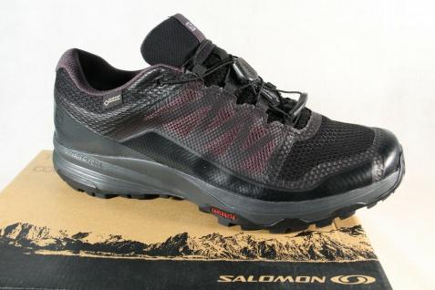 Salomon XA Discovery GTX Sportschuhe Halbschuhe Sneakers Laufschuhe schwarz Neu!