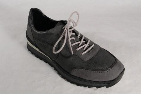 Rieker Damen Schnürschuhe Sneakers, M6912 Halbschuhe, Sneakers, Schnürschuhe grau, NEU! dc7f98