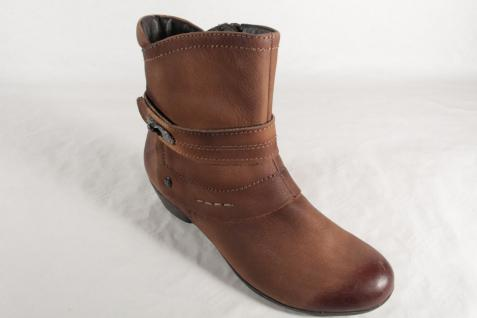 Marco Tozzi Stiefel 25356 Damen Stiefel Stiefeletten Stiefel Tozzi Echtleder braun NEU! c9fd85