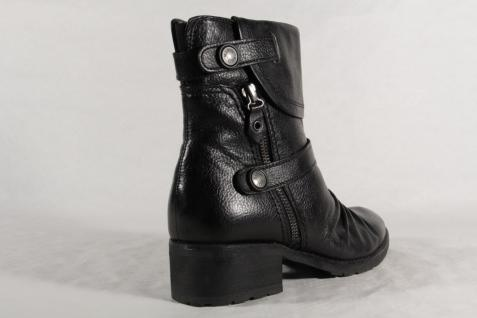 Marco Tozzi 25331 Damen Stiefel NEU! Stiefeletten Stiefel Echtleder schwarz NEU! Stiefel 0e4841