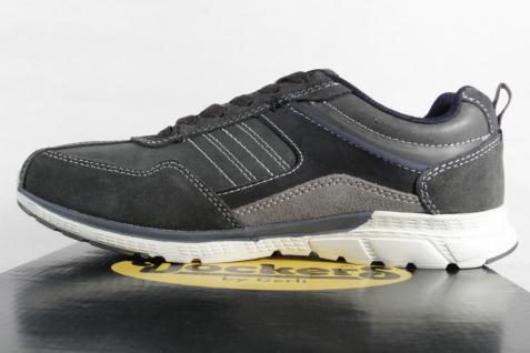 Dockers Herren grau Schnürschuhe Halbschuhe Sneakers grau Herren Leder 38RE001 NEU! 87bd61