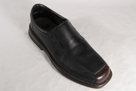 Rieker schwarz Slipper Sneaker Halbschuhe Echtleder schwarz Rieker NEU Beliebte Schuhe b1dac6