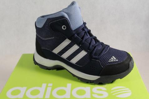 Adidas Hyperhiker K Outdoorschuhe Sportschuhe Laufschuhe blau/ weiß NEU!
