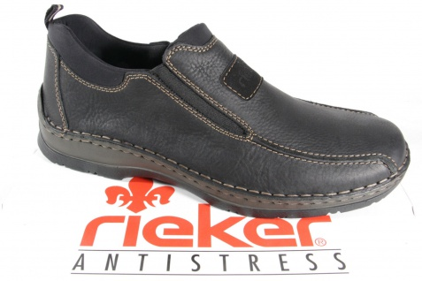 Rieker Herren Slipper Sneaker NEU Halbchuhe braun, extra weit NEU Sneaker 701e41