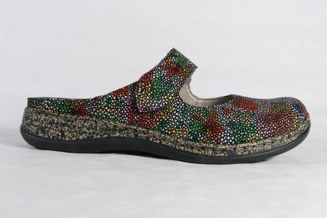 Rieker Damen Clogs sabot multicolor, weiche Innensohle, Klettverschluß 46394 NEU! NEU! NEU! Beliebte Schuhe ba9bba