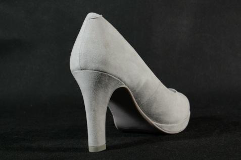 Marco Tozzi Damen Pumps Ballerina Slipper grau NEU! - Vorschau 4