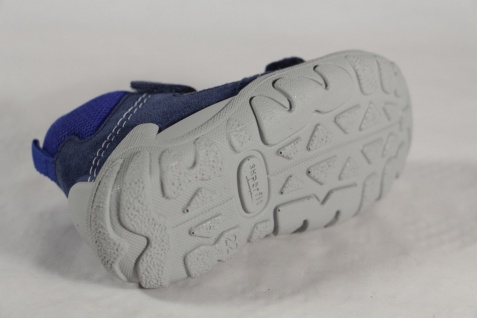 Superfit Knaben Lauflern Schuhe Sandalen Echtleder blau Neu - Vorschau 5
