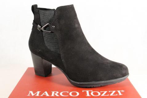 Marco Tozzi Stiefel, Stiefelette, 25340 schwarz, 25340 Stiefelette, NEU!! 2abddd