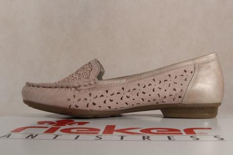 Rieker 40087 Slipper Sneakers rose Halbschuhe Sportschuhe Ballerina rose Sneakers NEU 94e9e9