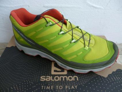 Salomon Sportschuhe Halbschuhe Sneakers SYNAPSE grün Neu!!!