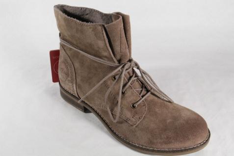 S.Oliver NEU Stiefel, Stiefelette, Boots, Velourleder, braun, gefüttert NEU S.Oliver Beliebte Schuhe dbd12d
