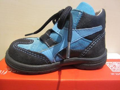 Superfit !!! Lauflern-Stiefel dunkelblau/hellblau Lederfußbett Neu !!! Superfit 10f0f1