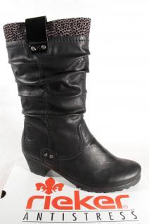 Rieker Y8080 Damen Stiefel Stiefeletten Winterstiefel Boots schwarz Schuhe NEU! Beliebte Schuhe schwarz 7fe0a8