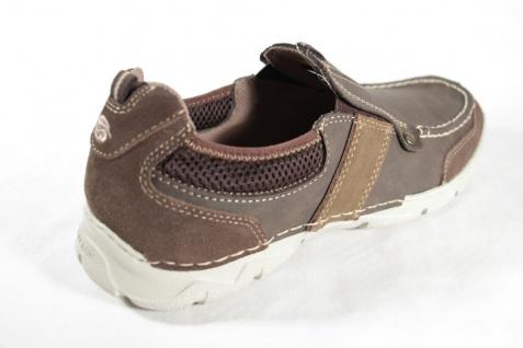 Dockers Herren Slipper NEU Sneakers Halbschuhe braun Echtleder NEU Slipper b31888